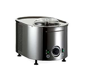 Musso Mini Lussino 4080 turbine à glace en acier inoxydable, fiable et indestructible