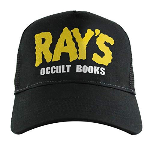 Cloud City 7 Rays Occult Books Ghostbusters, Trucker Cap (Ghostbusters Egon Kostüm)