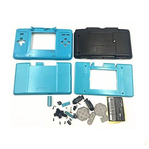 Vivi Audio® Full Gehäuse Shell Fall Ersatz Teile für Nintendo DS NDS Farbe Blau