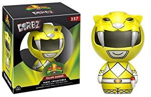 Dorbz - Power Rangers: Yellow Ranger