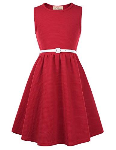 Kinder Prinzessin Kleider - Fashion 50er Vintage Audrey Hepburn Kleid