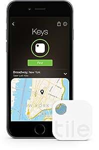 Tile (Gen 2) - Trova telefono. Trova chiavi. Trova oggetti - Confezione da 1