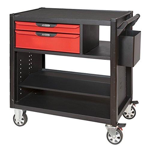 KS Tools 809.0002 Chariot de travail à 2 tiroirs pas cher