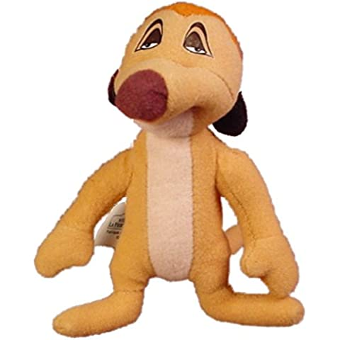 Timon - Disney's Lion King Ii: Simba's Pride - Mcdonald's Soft Plush Happy Meal Toy (3 Happy Meal)