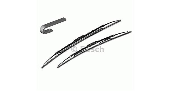 Bosch Twin 601s 3397010297 Scheibenwischer Front Vorne Wischblatt Satz Mit Spoiler Auto