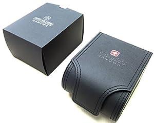 INTELIHANCE. 6-5187.04.007 - Reloj de cuarzo para hombre, con correa de acero inoxidable, color plateado de INTELIHANCE.