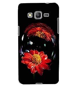 ColourCraft Amazing Flower Image Design Back Case Cover for SAMSUNG GALAXY GRAND PRIME DUOS TV G530BT