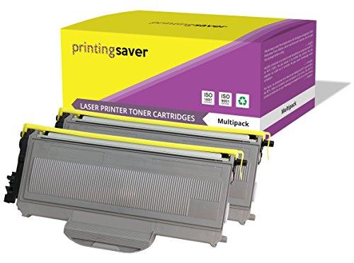 TN2120 TN2110 Printing Saver Kit 2 toner compatibili per BROTHER DCP-7030 DCP-7040 DCP-7045N HL-2140 HL-2150 HL-2150N HL-2170 HL-2170W MFC-7320 MFC-7340 MFC-7345DN MFC-7440N MFC-7840W stampanti