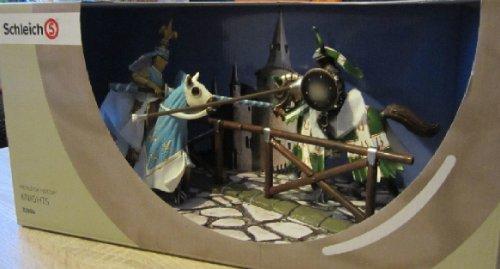 Preisvergleich Produktbild Schleich 72008  Turnierset Ritter (Sonderedition 2012)