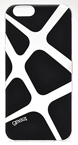 Gear4 Cross Over Schutzhülle Clip-On Case Cover iPhone 6/6S - Schwarz Schwarz