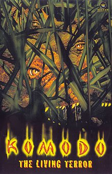 Komodo - The Living Terror [Verleihversion] [VHS]