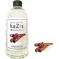Kazis I Zimt Raum Duft I Passend für Alle katalytischen Lampen I Parfums de Maison I Nachfüll-Öl (Refill) I 1000... preisvergleich bei billige-tabletten.eu