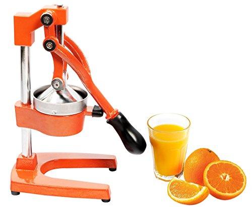 Ricoo spremiagrumi a leva manuale rgp101 centrifuga professionale per frutti et ortaggio estrattore de sucoo juicer agrume limone pomo melograno / arancione / acciaio inossidabile
