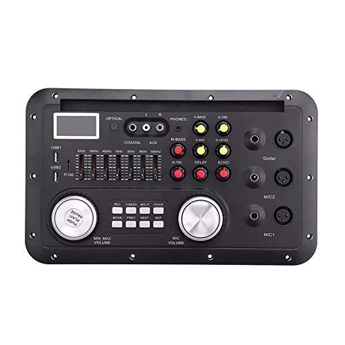 ZhanPing DSP estéreo Bluetooth función MP3 Decodificador