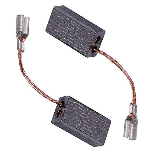 Kohlebürsten für Bosch PWS 700-115 5x8mm 1607014145 Geräte Nr. beachten