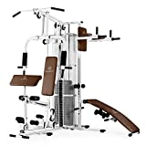 Klarfit Ultimate Gym 5000 - Multiestación de musculación, Entrenamiento...