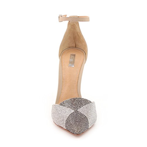 Protezione 20910103 Sandali Da Donna Beige (oyster)