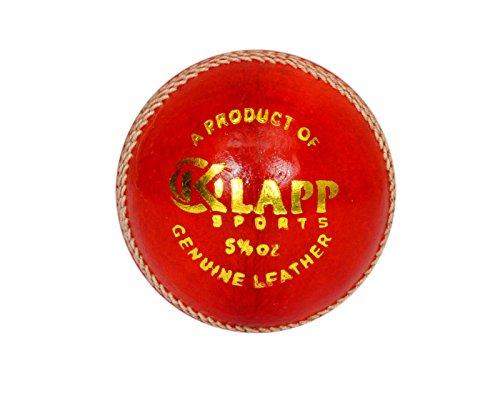 Klapp-English-Leather-Cricket-Ball