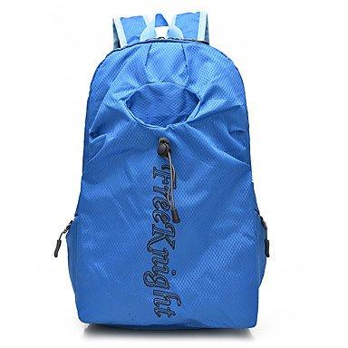 SUNNY KEY-Wanderrucksäcke@30 L Arbeitsplatzleuchte Rucksäcke Outdoor Kompakt Blue