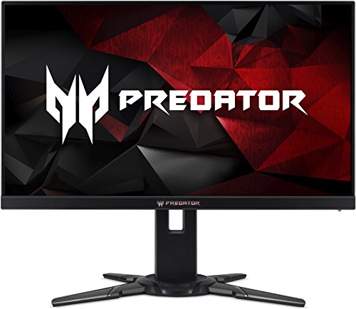 Acer Predator XB252Q 24.5-Inch 1920 x 1080 Full HD 3D LED Monitor - Black