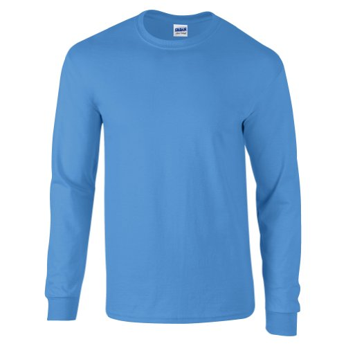 Ultra Cotton Classic Fit Adult T-Shirt - Farbe: Carolina Blue - Größe: S -