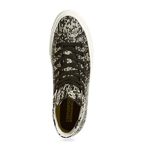 Converse All Star II Hi chaussures Black Translucent Rubber