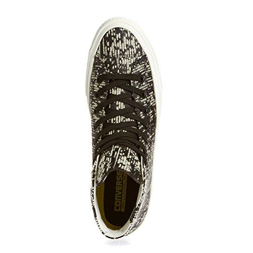 Converse Herren Ctas Ii Hi Sneakers Schwarz