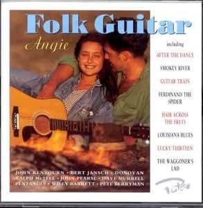 Angie Folk Guitar [Import anglais]