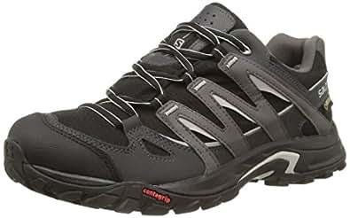 Salomon Eskape Gtx, Men's Hiking Shoes, Black/Asphalt