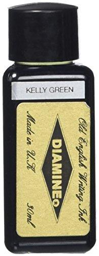 Diamine Ink,Kelly Green,grün,Tinte für Füllfederhalter,30 ml