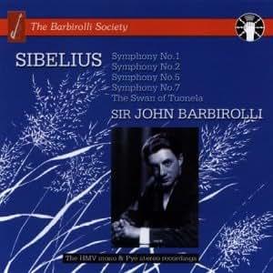 Barbirolli Conducts Sibelius