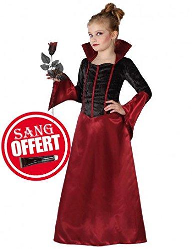 Imagen de atosa  disfraz vampiresa, niña t. 4