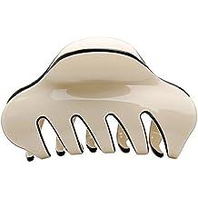 HABI Acryl Haargreifer Stil aus Korea einfarbig Haarklammer Haar Krabbe Klammer Pferdeschwanz Haar Clip Haarspangen