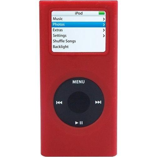 Marware Sport Grip Hülle für iPod Nano 2G Rot