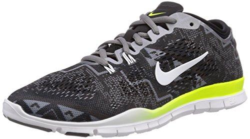 Schwarz 4 Damen Cor De De Livre Nike forma 0 Tr Impressão Cinzas Luz 5 preto Fit Cinzas Fitnesssschuhe Marfim YwzwRqW17
