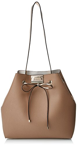 GUESS BOBBI INSIDE OUT DRAWSTRING HWLN6422290 Multicolore (Latte Nude)