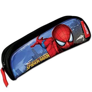North Star Estuche Spiderman Multicolor