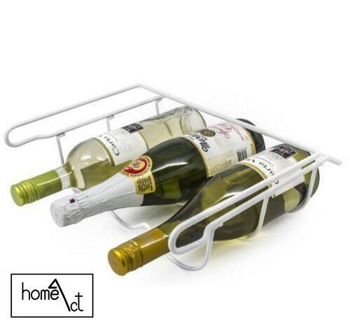 universal weinflaschenhalter flaschenhalter f r k hlschrank wei k chenausstattung. Black Bedroom Furniture Sets. Home Design Ideas