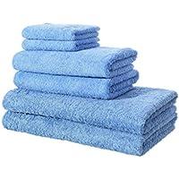 Home Line Toallas de baño - Color Azul