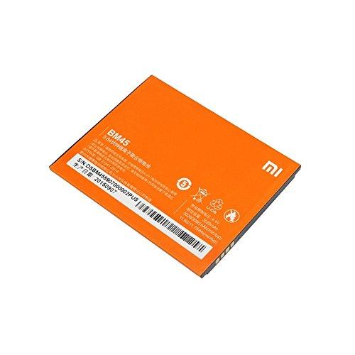 Theoutletablet® BATTERIE Original per BM45 Akku für Xiaomi Hongmi Redmi Note 2 3020mah 4.4v