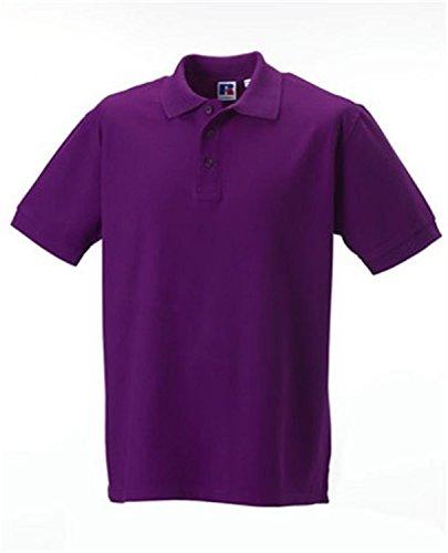 "Poloshirt ""Ultimo"" - für Herren grape"