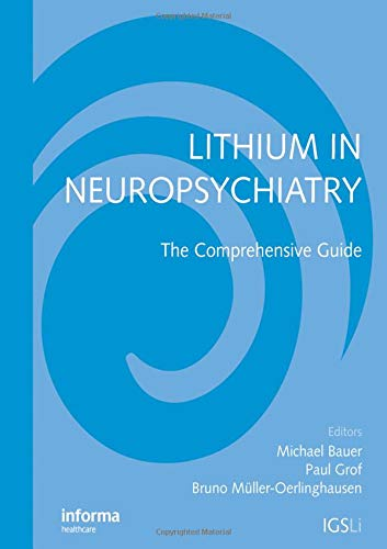 Cover »Lithium in Neuropsychiatry«