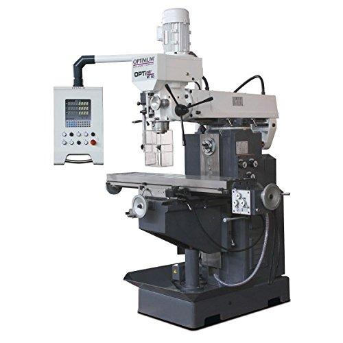 OPTIMUM 3336090 Optimum MT 60 Fresadora, 400 V