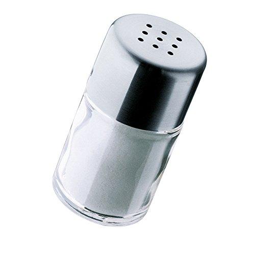 WMF Minisalzstreuer Bel Gusto Cromargan Edelstahl rostfrei 18/10 spülmaschinengeeignet Salt Shaker