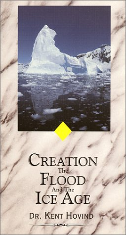 Preisvergleich Produktbild Creation the Flood & the Ice Age [VHS]