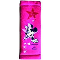 Minnie Mouse MIKFZ442 Gurtpolster, Bedruckt, Pink