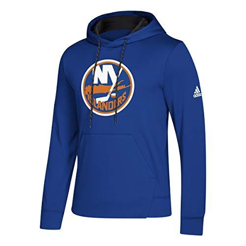 adidas Herren New York Islanders NHL Torwarzenpullover Kapuzenpullover, Herren, Small (New York Islanders Hoodie)