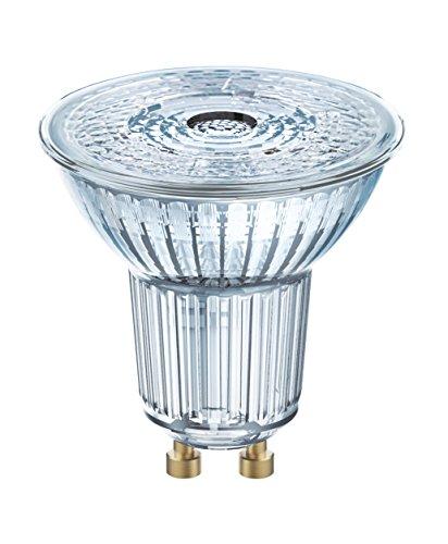 Osram Superstar Par16 - Lámpara LED reflectora, GU10, color blanco, 50W