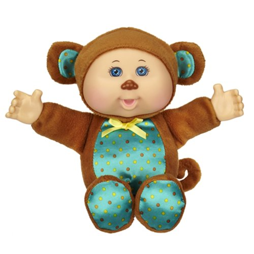 cabbage-patch-kids-cuties-brown-monkey