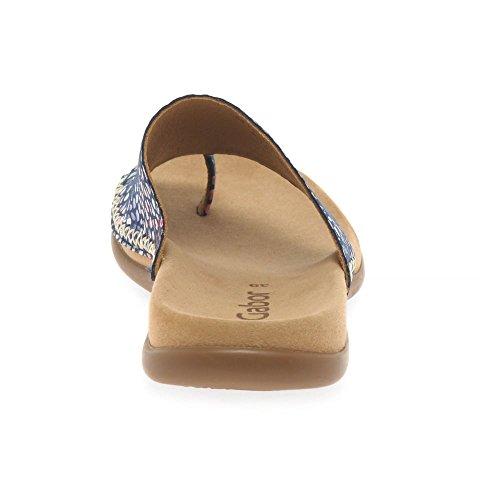 Gabor Femme Moda Sandales Fiorito Giardino qx874ABxw